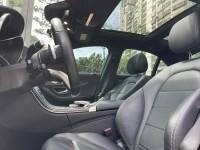 Mercedes-Benz/賓士  C-CLASS  C300 當日下訂送客製化包膜改色 全車原漆 原版件 夜色套件 可變閥門 C300 AMG | 新北市汽車商業同業公會|TACA優良車商聯盟|中古、二手車買車賣車公會認證保固