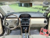 Nissan  X-Trail 【只跑15萬,全景式天窗,加裝胎壓偵測!】2006年NISSAN X-TRAIL   新北市汽車商業同業公會 TACA優良車商聯盟 中古、二手車買車賣車公會認證保固