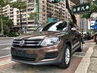Volkswagen 福斯  Tiguan TIGUAN 原廠保養紀錄完整 全車原版件 漂亮一手車 實車實價   新北市汽車商業同業公會 TACA優良車商聯盟