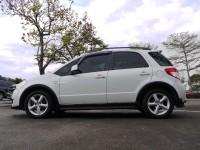 Suzuki  SX4 1.6五門精緻T3包適合都會區的小休旅   新北市汽車商業同業公會 TACA優良車商聯盟 中古、二手車買車賣車公會認證保固