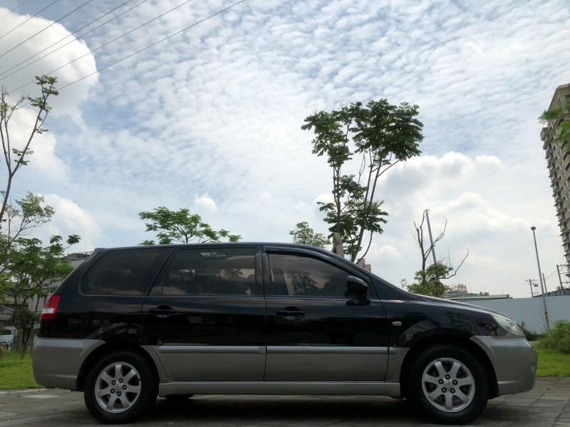 Mitsubishi  Savrin 【GLXi版、7人座】SAVRIN 2.0 無菸車 認證車 保固車 車內大空間 | 新北市汽車商業同業公會|TACA優良車商聯盟|中古、二手車買車賣車公會認證保固