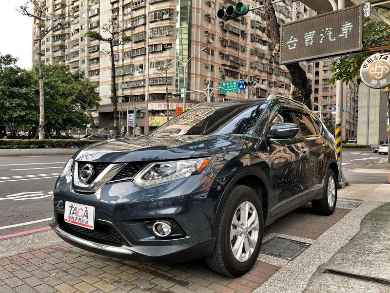 Nissan  X-Trail 頂級完美影音版 漂亮一手車原漆 原廠保養紀錄完整 全車原版件  實車實價   新北市汽車商業同業公會 TACA優良車商聯盟 中古、二手車買車賣車公會認證保固