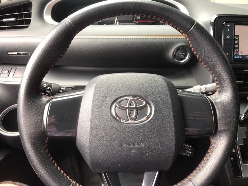 Toyota  SIENTA 2017豐田希安塔 | 新北市汽車商業同業公會|TACA優良車商聯盟|中古、二手車買車賣車公會認證保固
