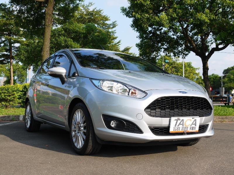 Ford/福特  Fiesta 原廠頂級S版 | 新北市汽車商業同業公會|TACA優良車商聯盟|中古、二手車買車賣車公會認證保固